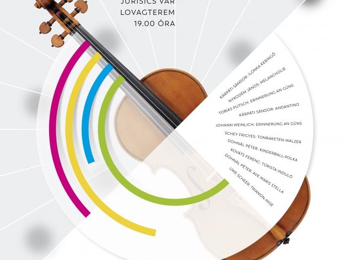 Kőszegi Vonósok koncertje