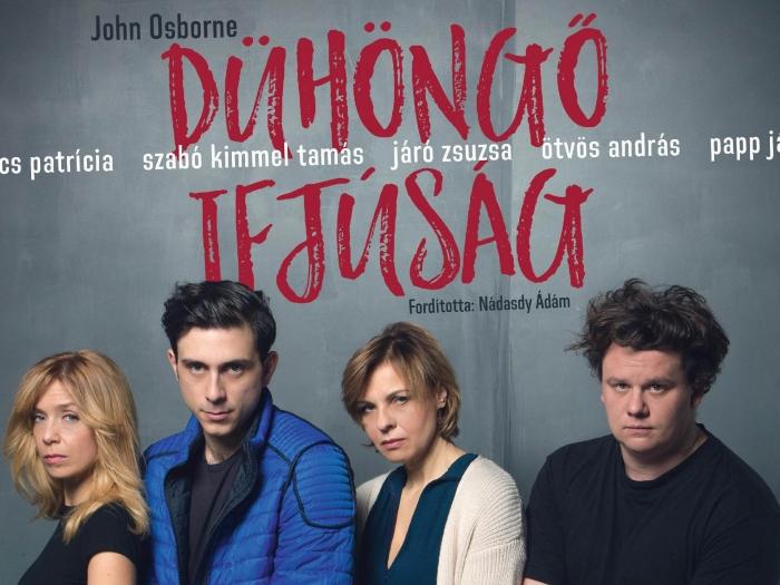 John Osborne: Dühöngő ifjúság (Orlai produkció)