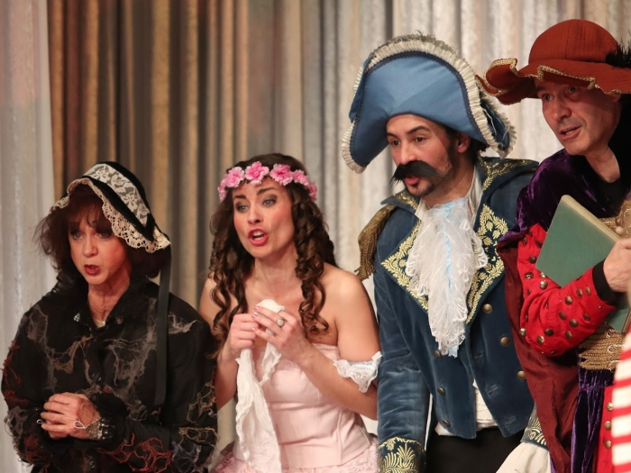 Rossini: A sevillai borbély – vígopera