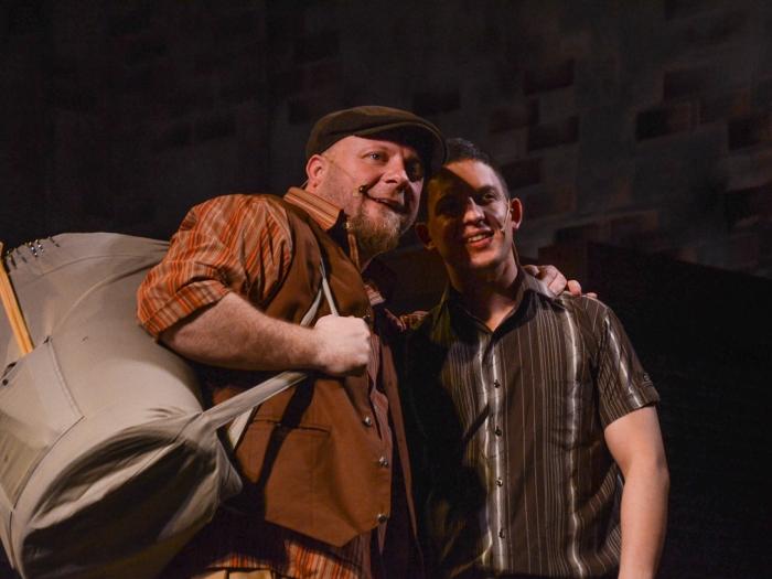Dés László – Nemes István – Koltai Róbert – Nógrádi Gábor: Sose halunk meg – musical (Roxinház)