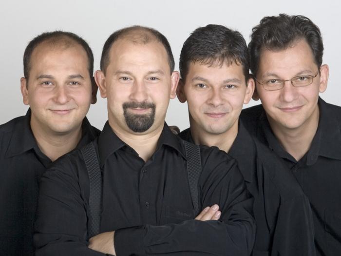 Bozsodi Quartett koncertje