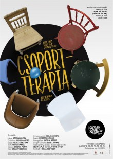 Csoportterápia - A Kőszegi Várszínház előadása