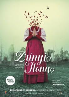Hedry Mária: Zrínyi Ilona