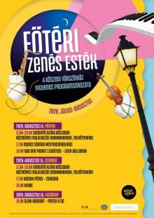 Főtéri Zenés Esték - ingyenes programok
