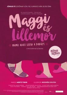 Maggi és Lillemor - Mamu alatt izzik a parázs