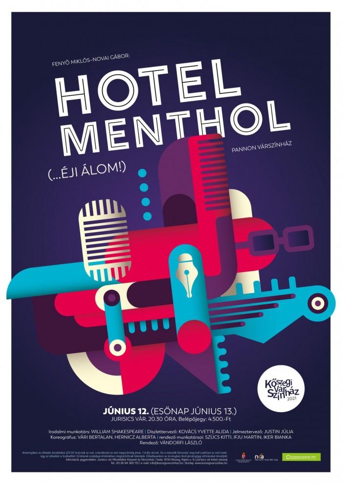 HOTEL MENTHOL (...ÉJI ÁLOM!)